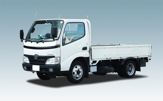 ダイナ2tトラック(3人乗り)|レ...